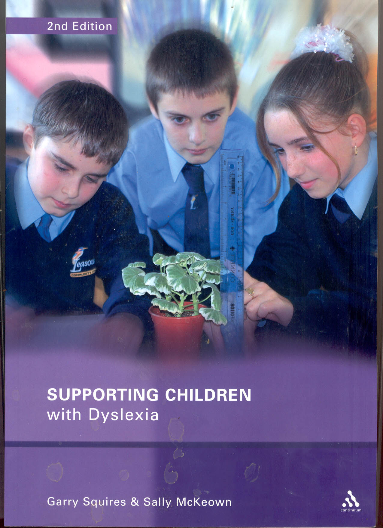 Supporting children with dyslexia- click for more info