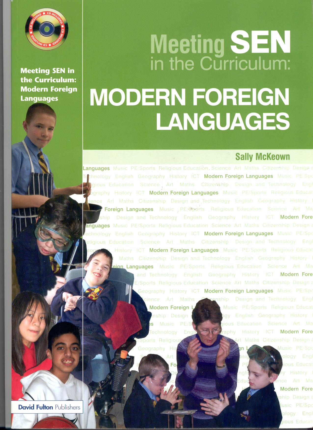 Meeting SEN in the curriculum: Modern Foreign Languages- click for more info